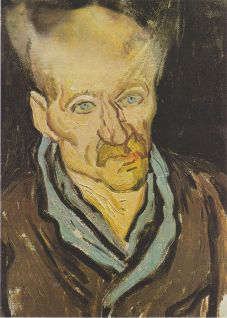 Portrait of Patient at St. Paul Hospital