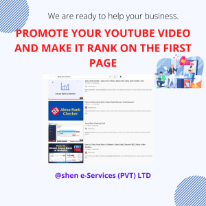 Promote your YouTube video and make it Rank on the First Page