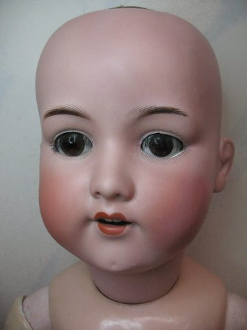 Bisque Head Doll Finished