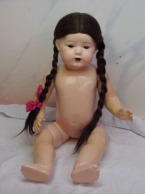 Celluloid Doll After