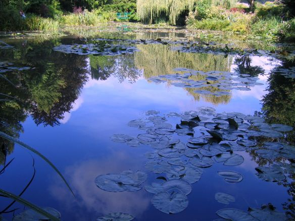 Giverny Waterlilies12