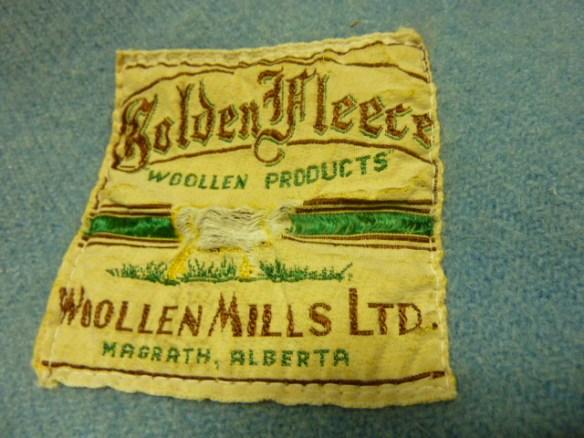 Label: Woollen Mill Blanket