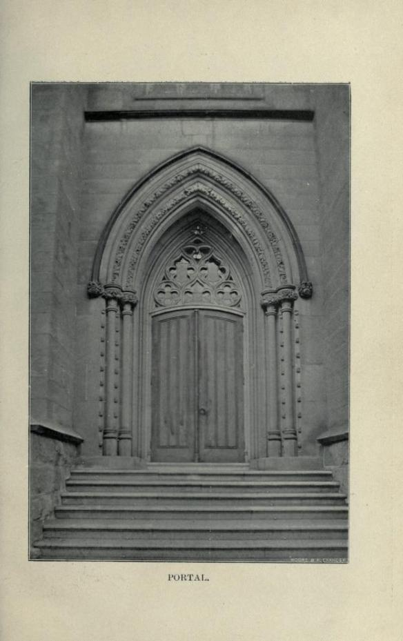 Hamilton St. Paul's Presbyterian Church Portal