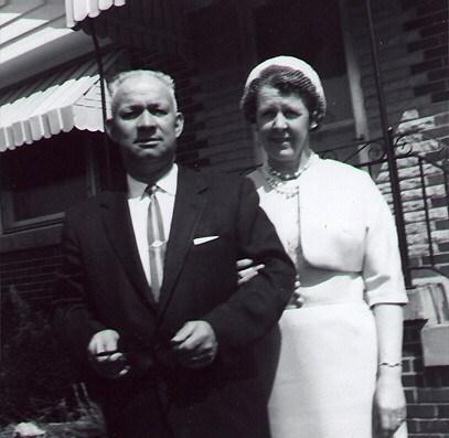 John Stanton Elliott and Francis Edith Ward