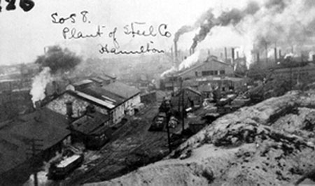 Steel Company of Canada