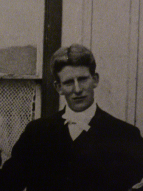 My Great Grandfather, John Moors