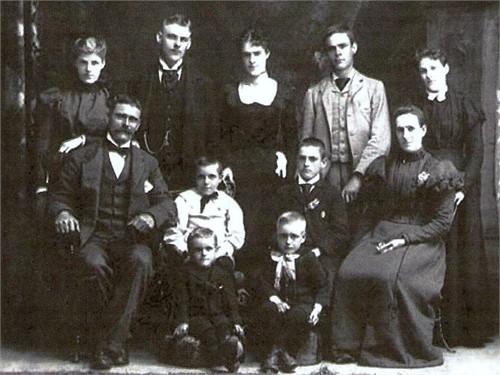 The Haddow Family