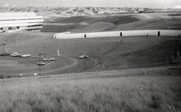 University of Lethbridge April 1977 Panorama Robert Waldren 2