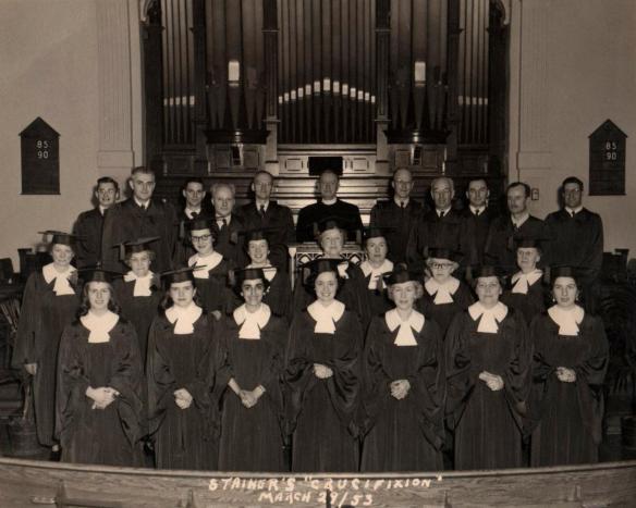 Dad Choral Zion United