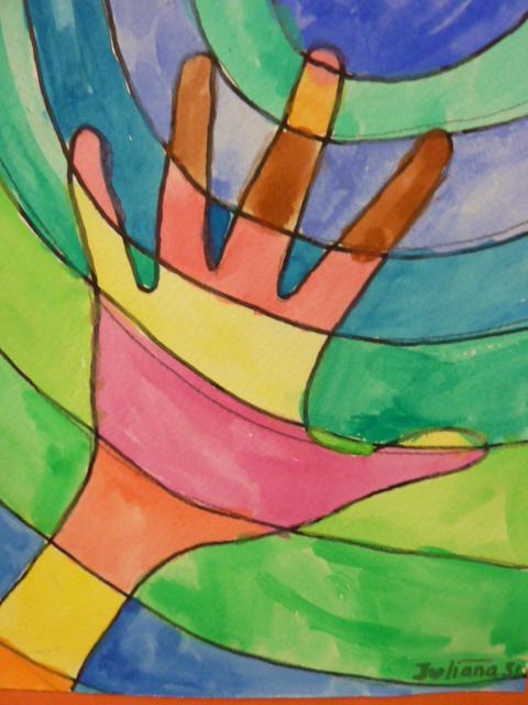elementary hand 5