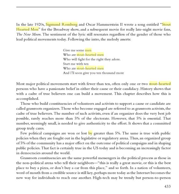 Routledge Handbook of Political Management by Dennis W. Johnson