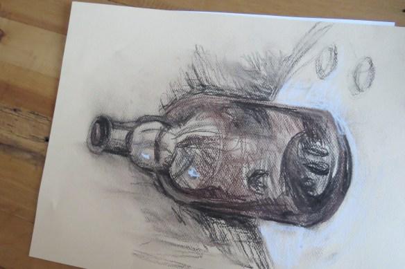 Kath's Canon, November 29, 2015 Esker Drawing, Frank's 050