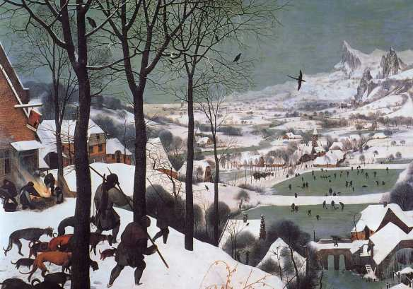 bruegel-pieter-the-elder-hunters-in-the-snow-winter-1565