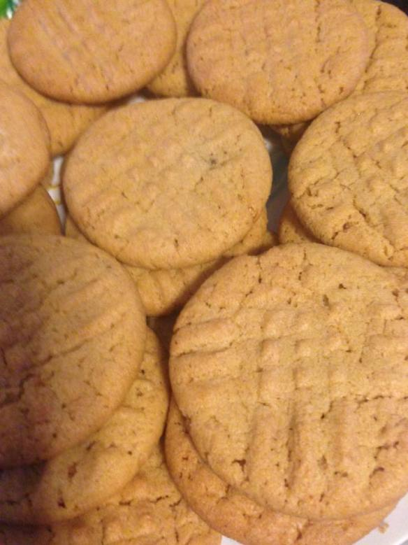 Peanut Butter Cookies Anne