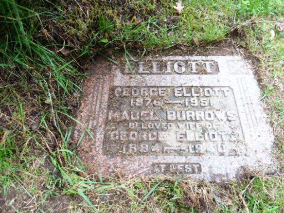 George Elliott and Mabel Burrows 2