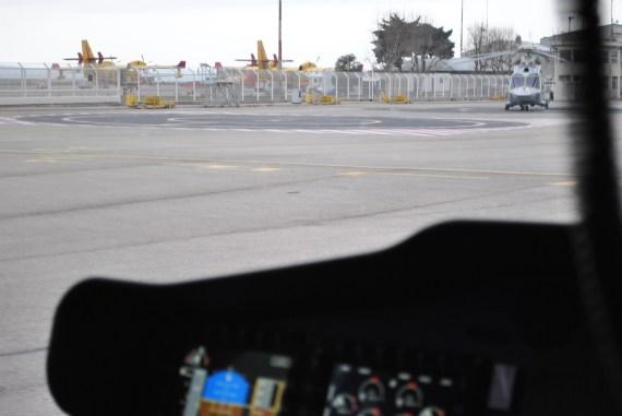 Marignane flight line