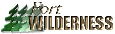 Fort Wilderness Logo.