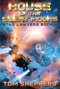 House of the Silent Moons (Star Lawyers Book 4)