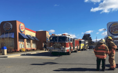 Vinton Burger King Closed Temporarily After Small Fire