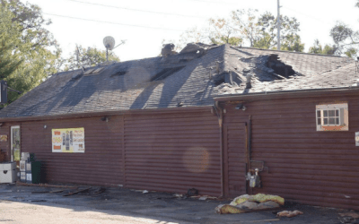 Fire Causes Damage to Parkview Restaurant