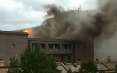 Three Taken to Hospital After Sydney Blaze