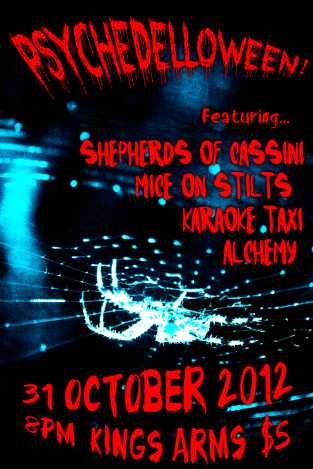2012-10-31 Kings Arms