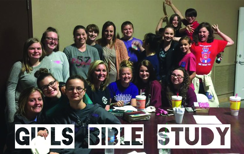 girls bible study