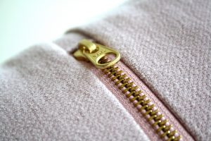 Replace Zipper to Mend Frugal Wins