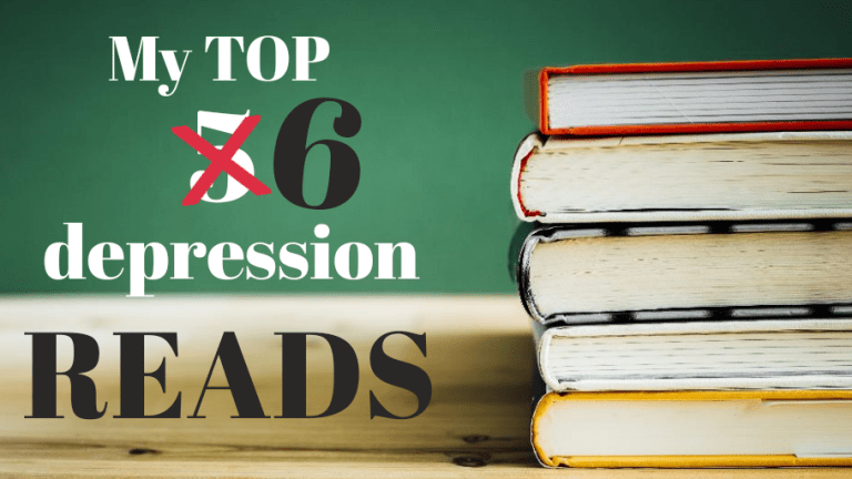 The top six books to read when you're depressed