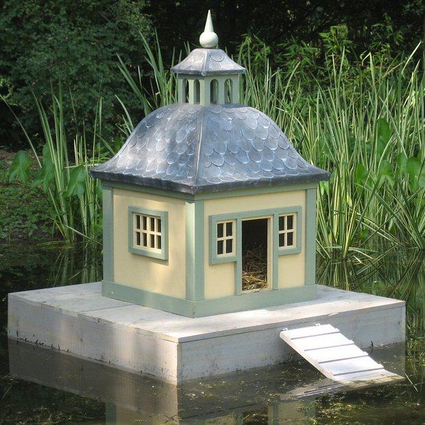 duck-house