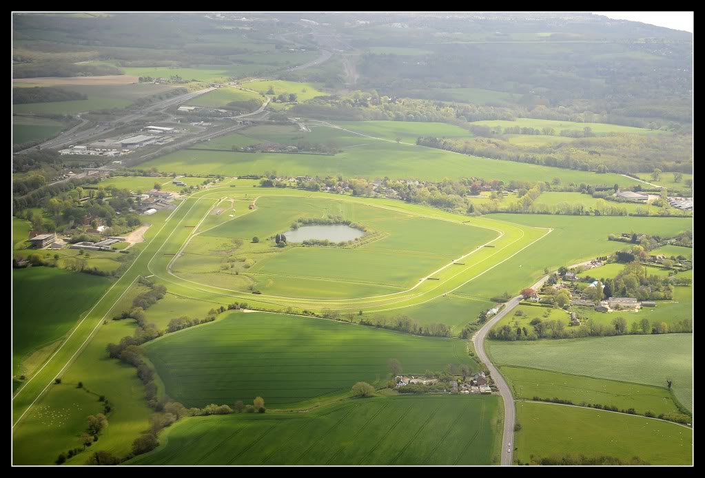 Otterpool Park update - Compulsory purchase of land belonging to Berwick Manor Farm- Lympne.