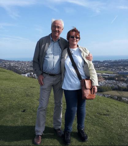 Dorise & Michael