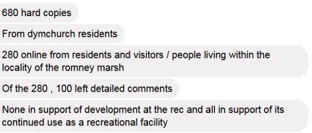 Friends of Dym Rec Survey result (1)