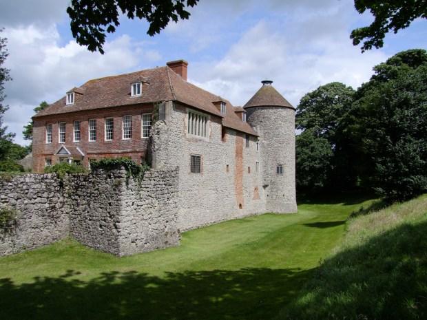 Westenhanger Castle 2