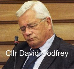 Cllr David Godfrey 2