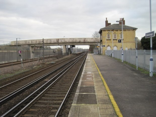 Westenhanger Station 1