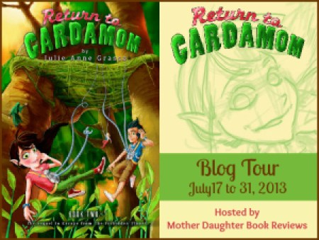 Return to Cardamom Blog Tour