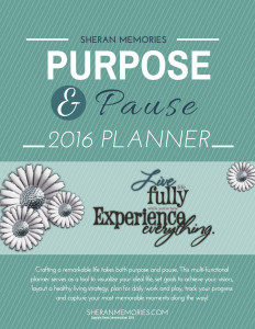 Purpose and Pause Planner