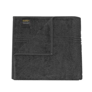 Glodina Bath Towel 550g Marathon Snag Proof Charcoal