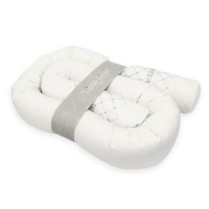 Sheraton Little Linen Cot Bumper & Cover
