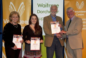 Volunteer Awards evening