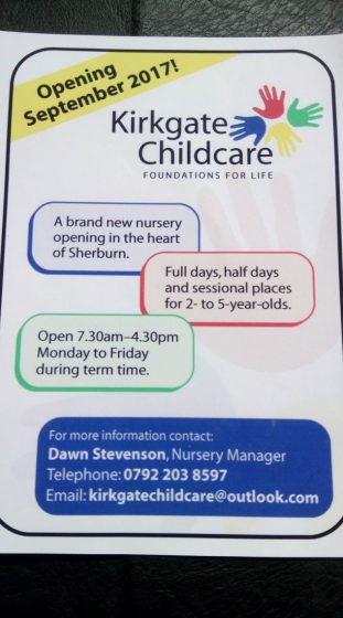 New Childcare Facility Coming to Village