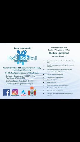 Pool School – Swim, Smile, Succeed