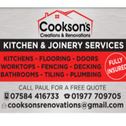 Cooksons Joinery & Renovations