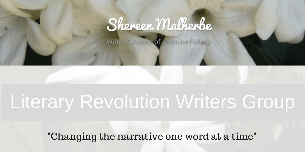 Why I began Literary Revolution Writers Group