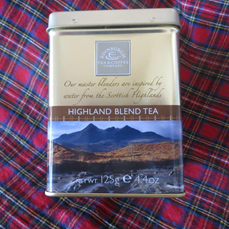 Highland Blend Tea from Scotland
