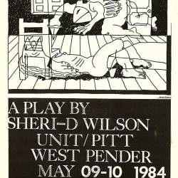 1983 Tight Wire Poster