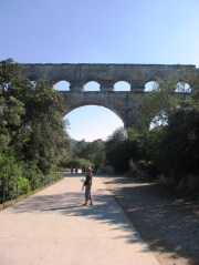 Pont du Gard - yes I was really there