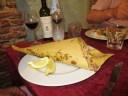 Delicious seafood in Levanto