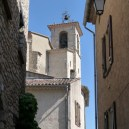 Bell tower in Figanieres